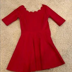 Lulus red dress, XS